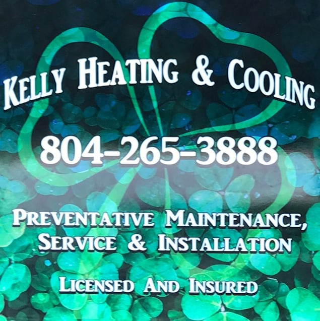 Kelly Heating & Cooling LLC