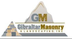 Gibraltar Masonry & Landscaping INC. logo