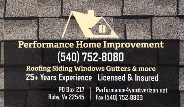 Performance Home Improvement