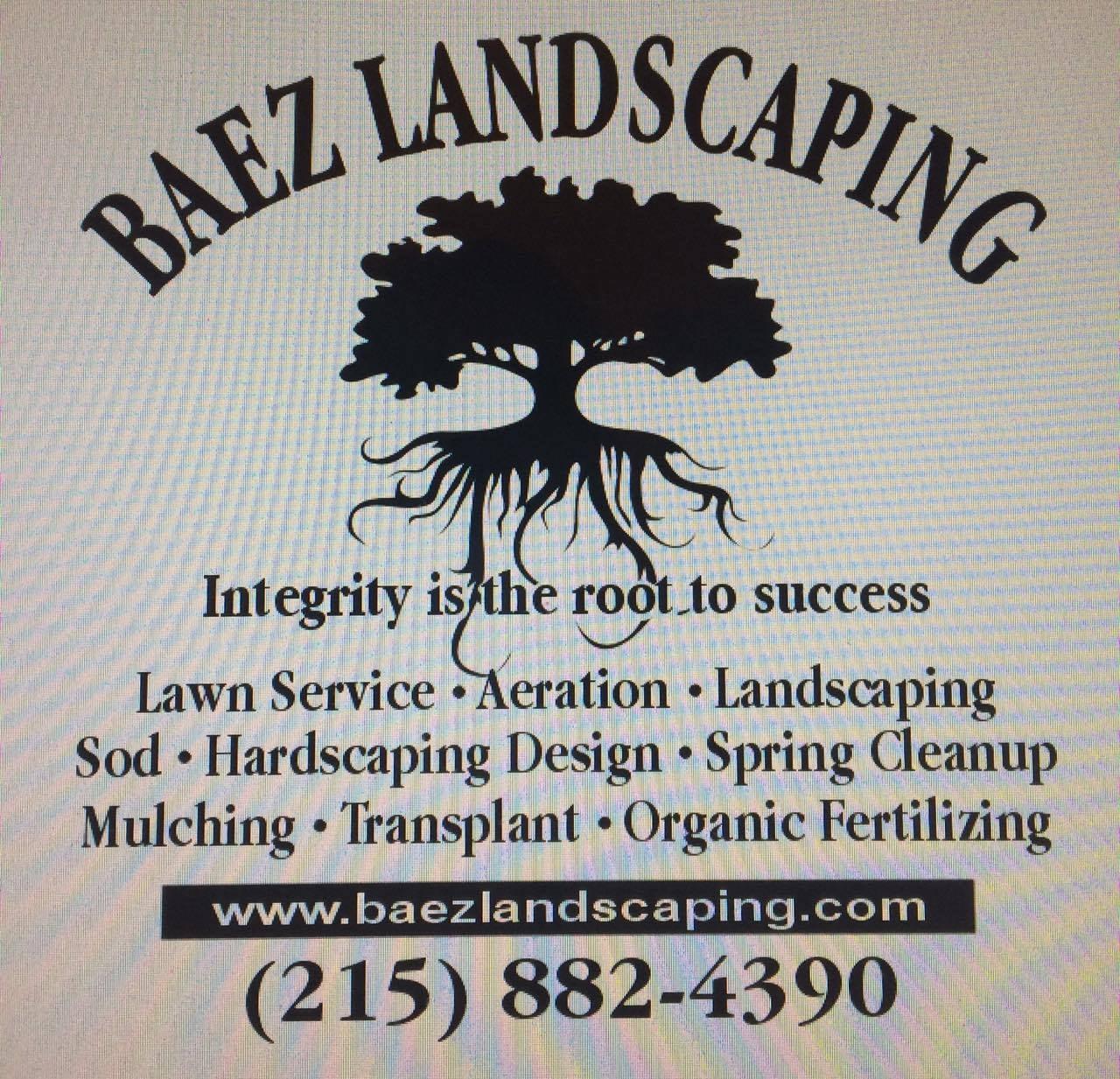 Baez Landscaping