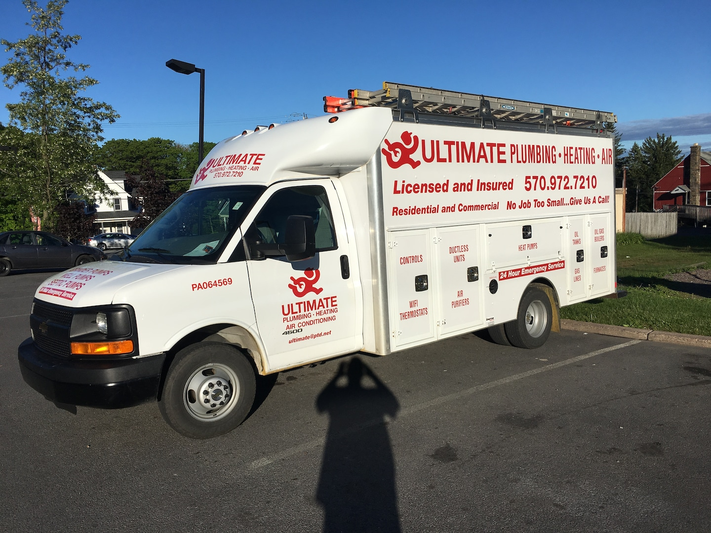 Ultimate Plumbing Heating & Air Conditioning LLC