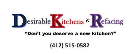 Desirable Kitchens & Refacing logo