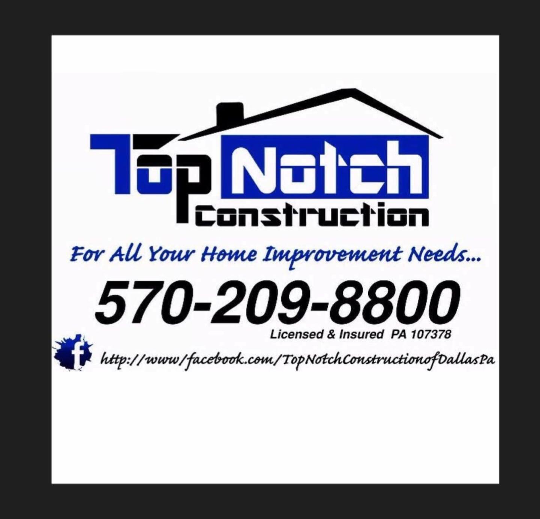 Top Notch Contstruction