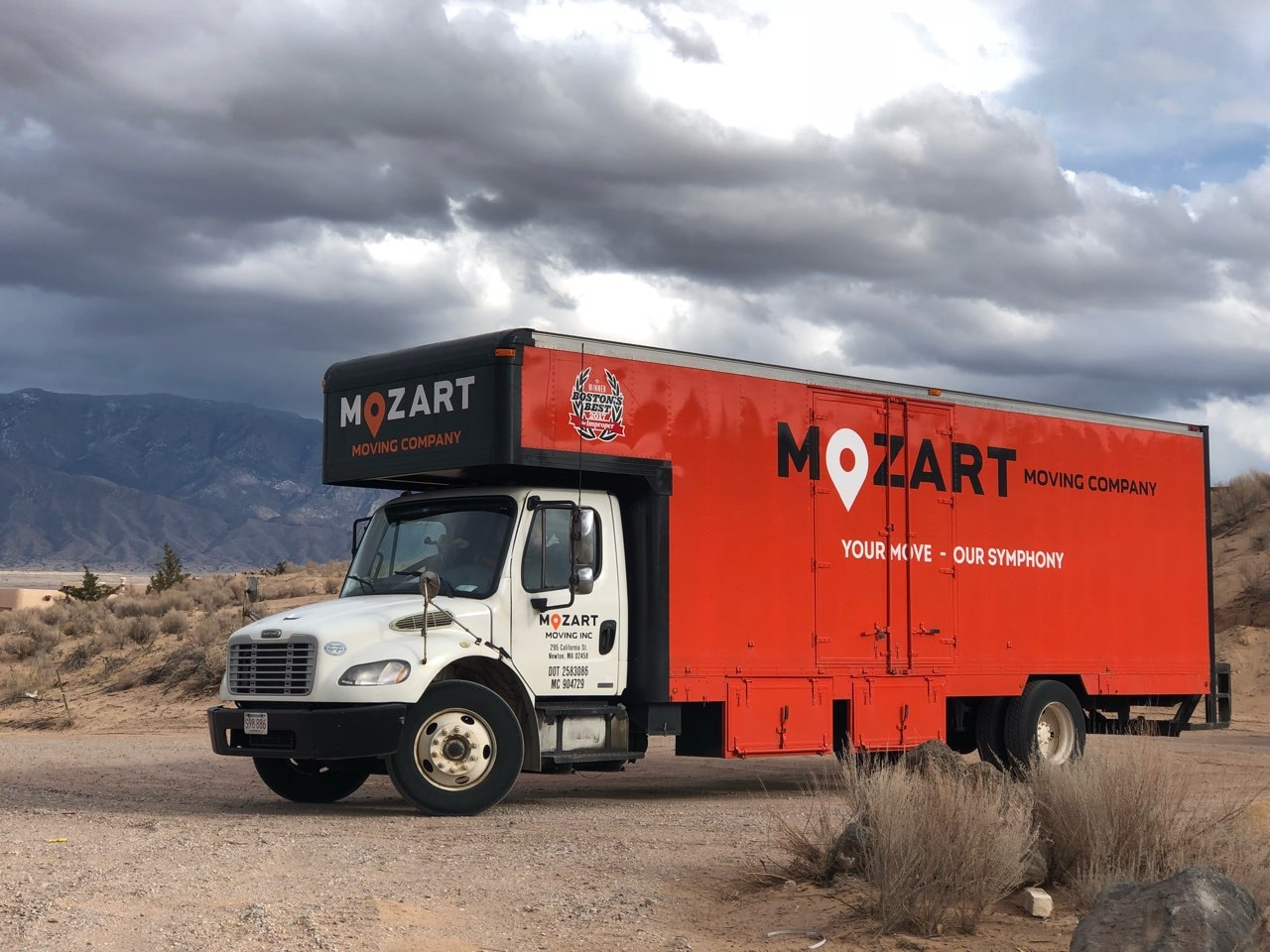 Mozart Moving Company