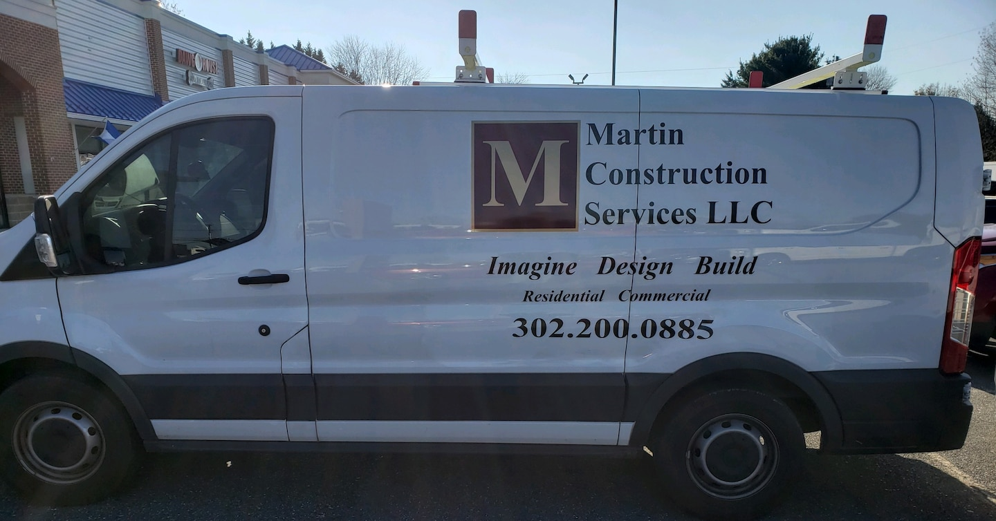 Martin Construction Services LLC