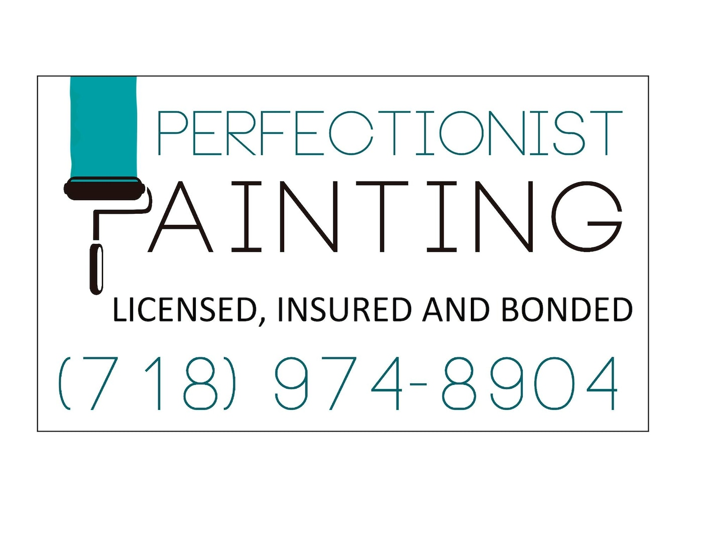 Perfectionist Painting