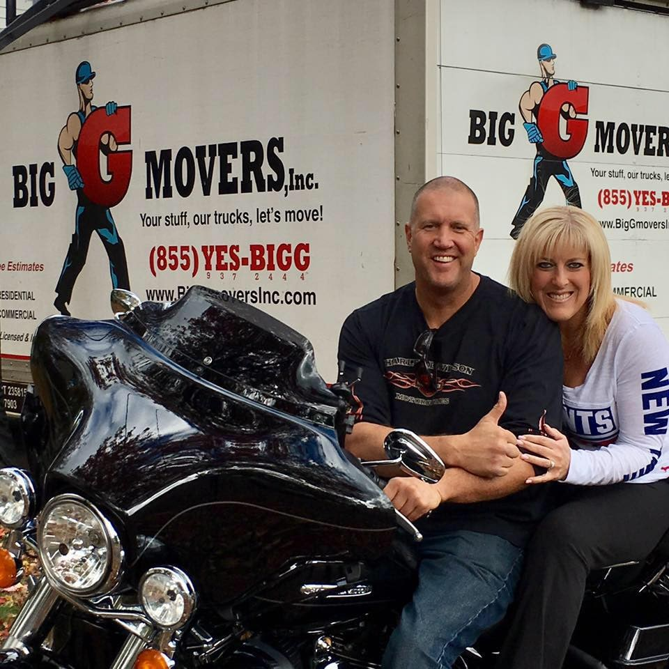 Big G Movers Inc