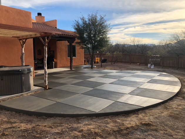 Blood Sweat and Tears Concrete Construction LLC