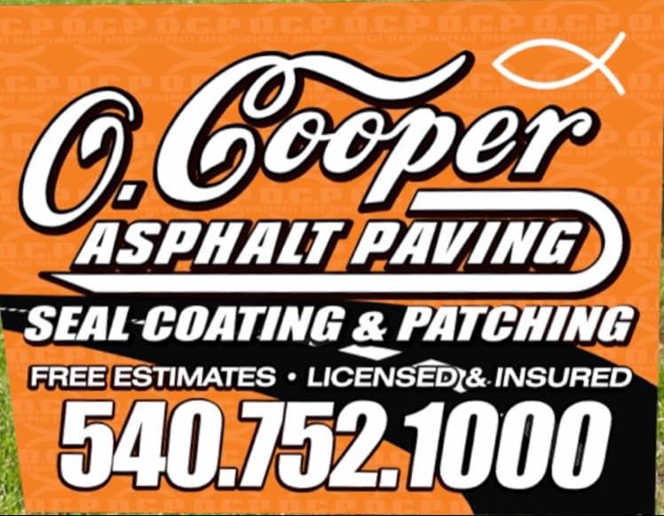 O.Cooper Paving