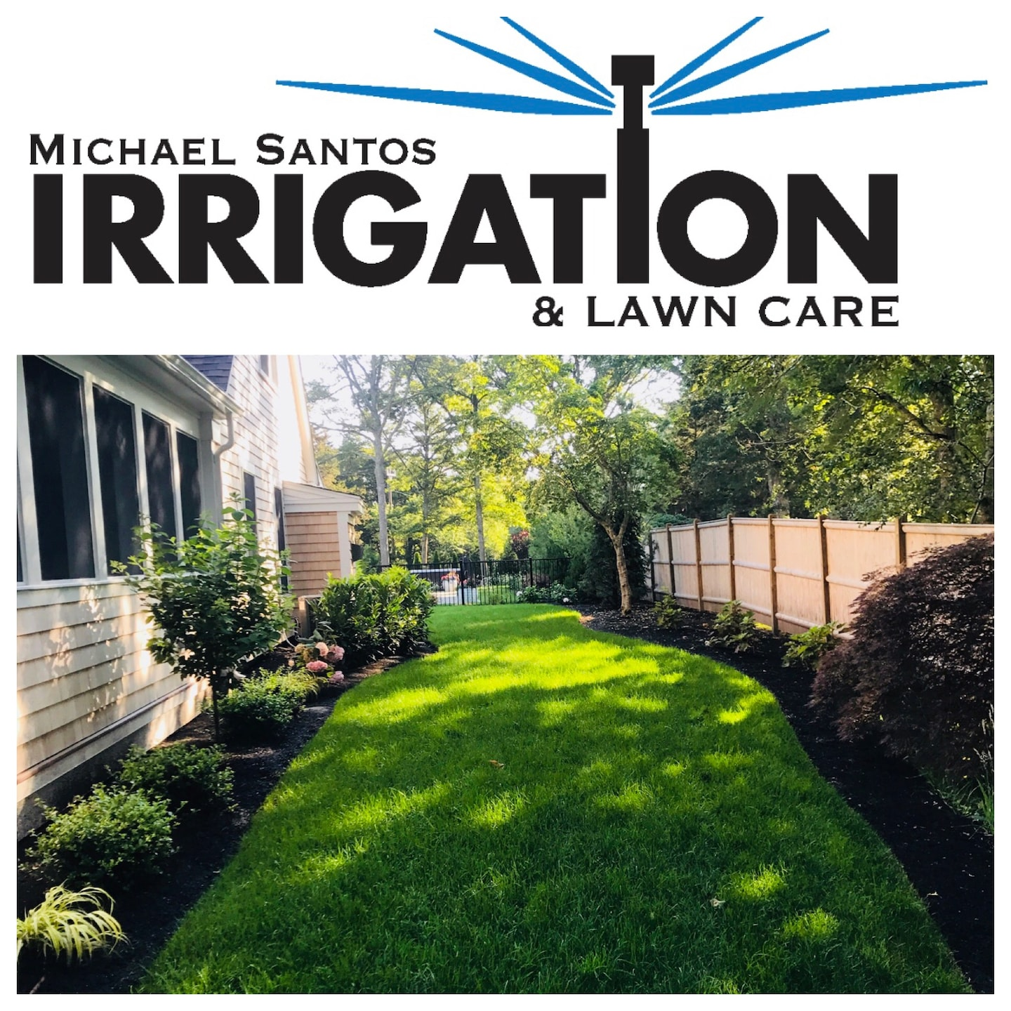 Michael Santos Irrigation & Lawn Care