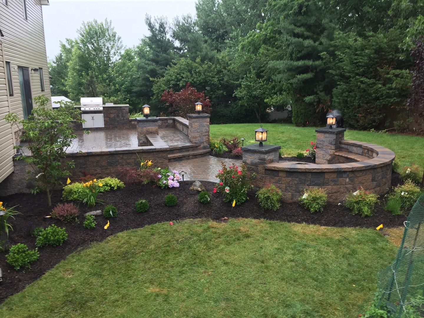 Charles & Son Construction & Landscaping Inc