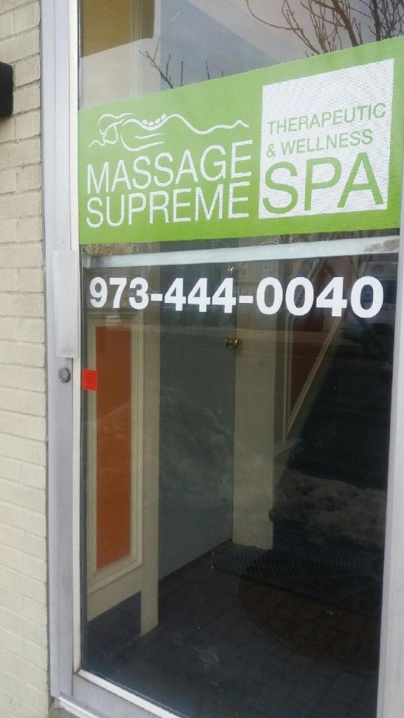 Massage Supreme Spa