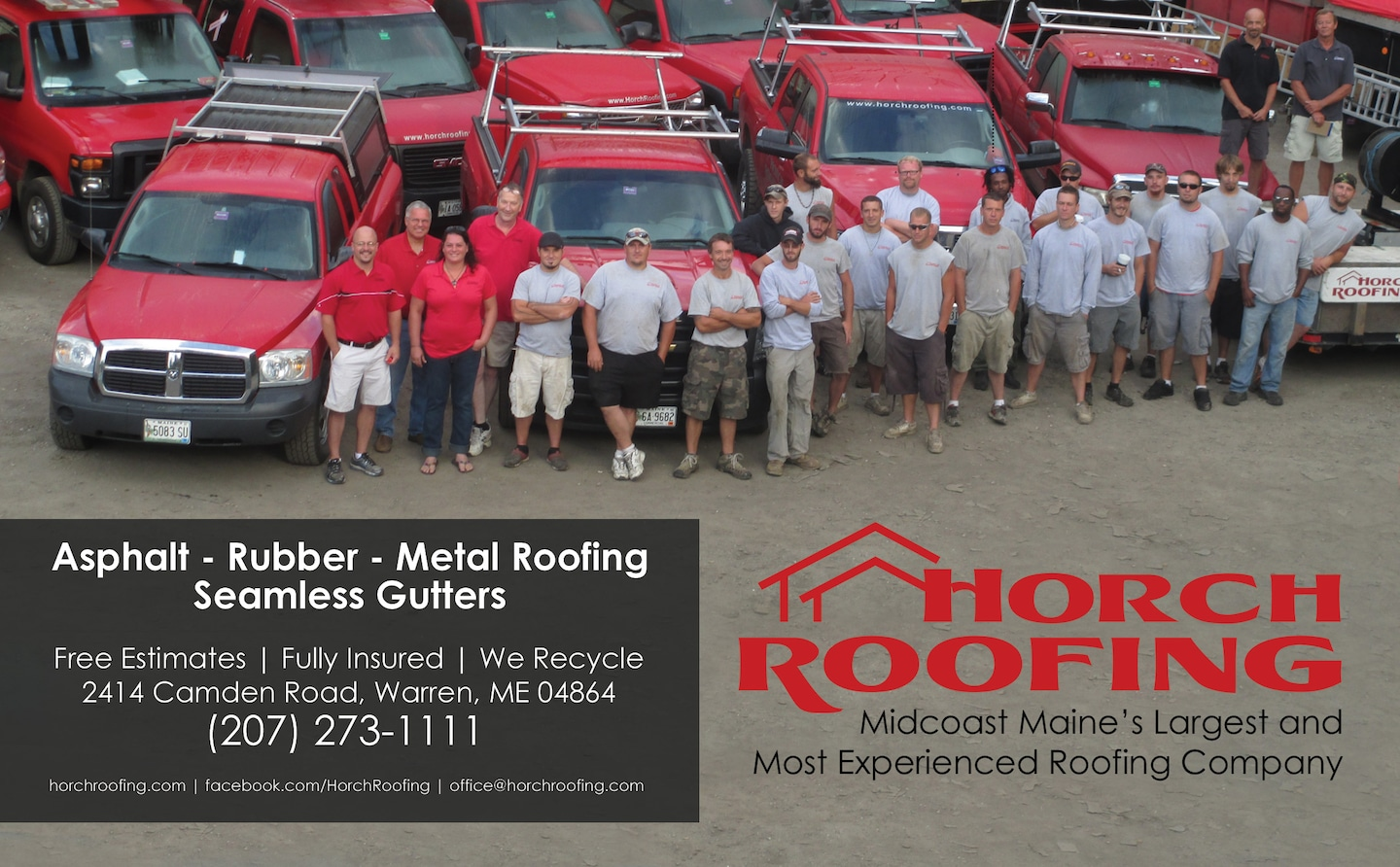 Horch Roofing Inc