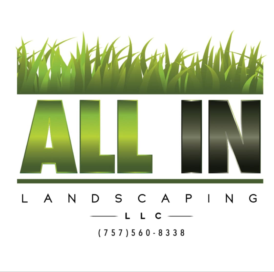 All In Landscaping logo