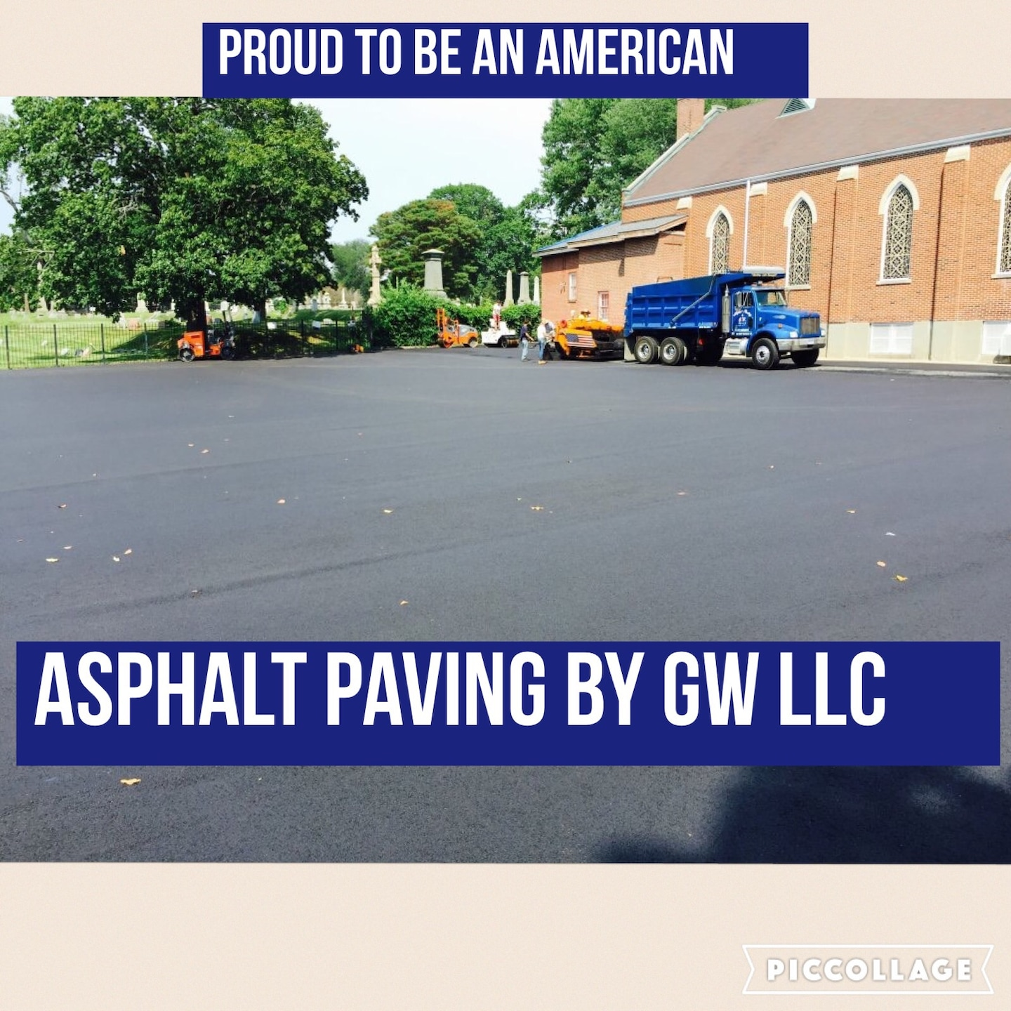 Asphalt Paving by G W LLC
