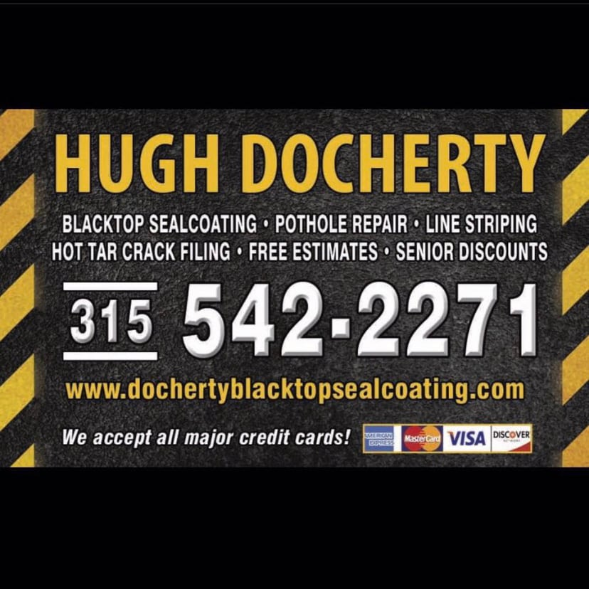 Docherty Blacktop Sealcoating