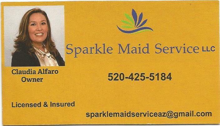 Sparkle Maid Service LLC