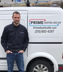Prime Heating and Air, LLC logo