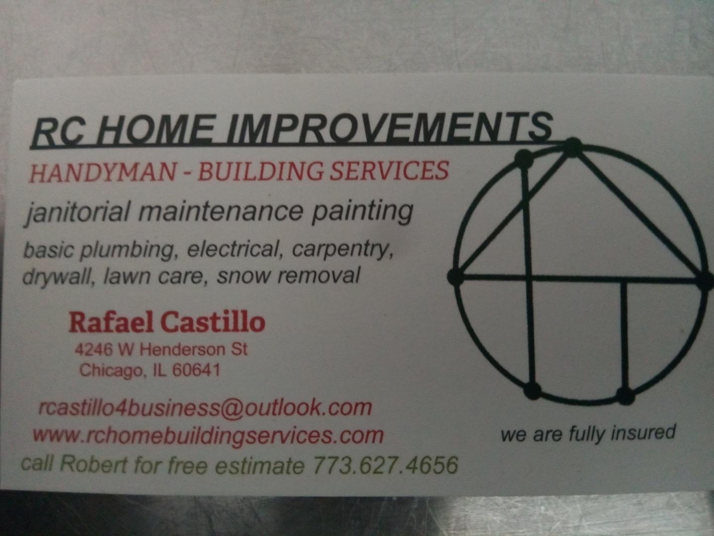 R.C. Home Improvements & Building Maintenance