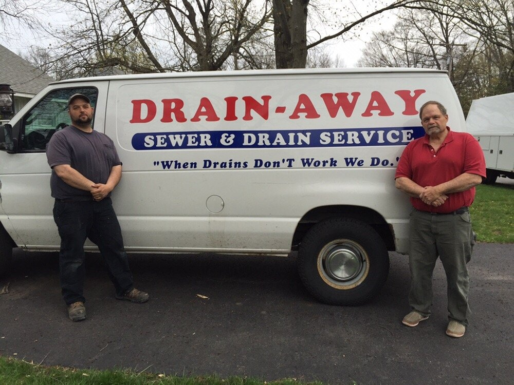 Drain-Away Sewer and Drain Service