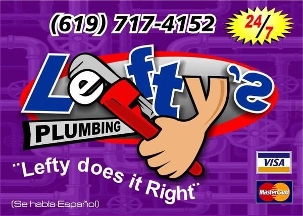 Lefty's Plumbing