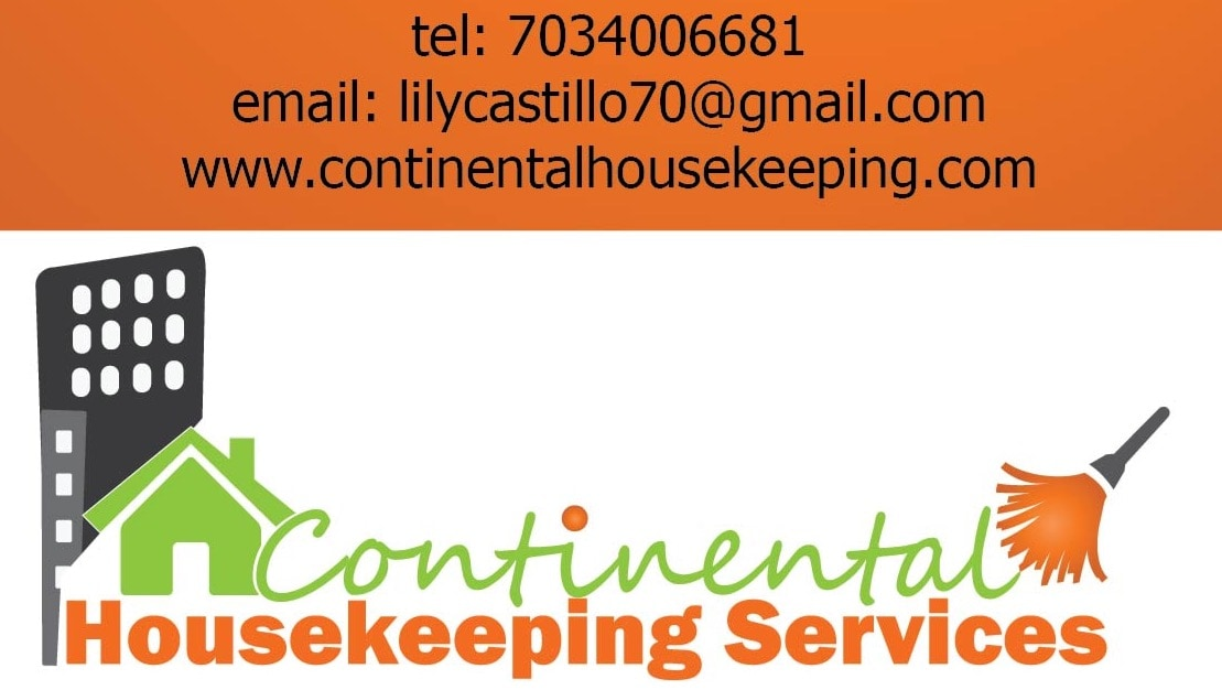 Continental Housekeeping Service logo