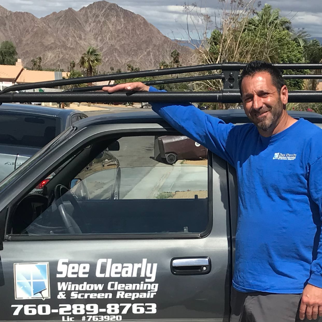 See Clearly Window Cleaning & Screen Repair
