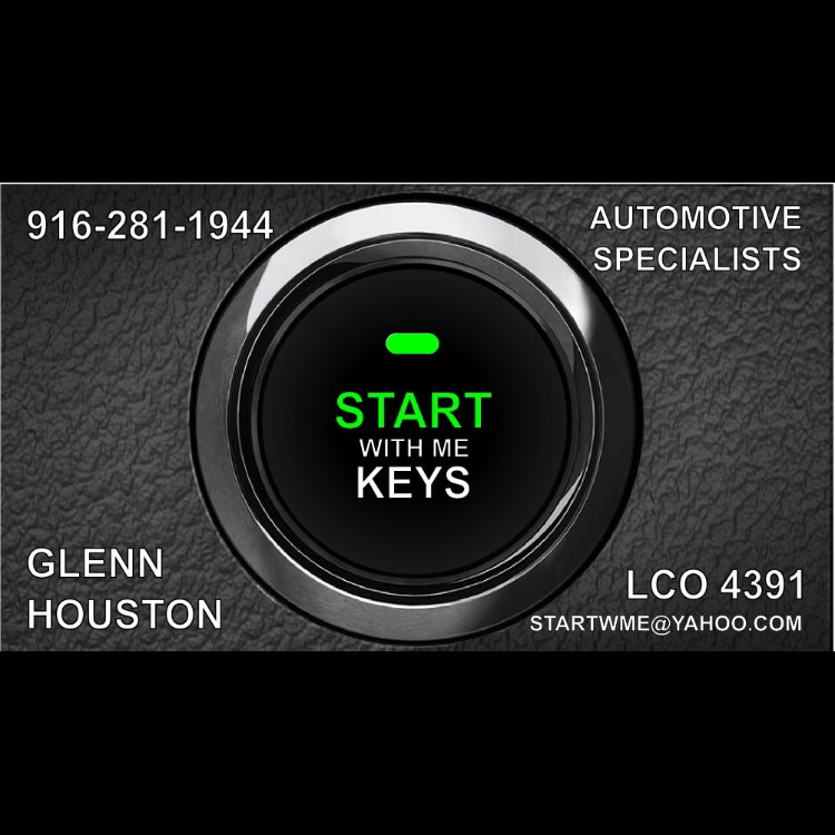 Start With Me Keys Inc