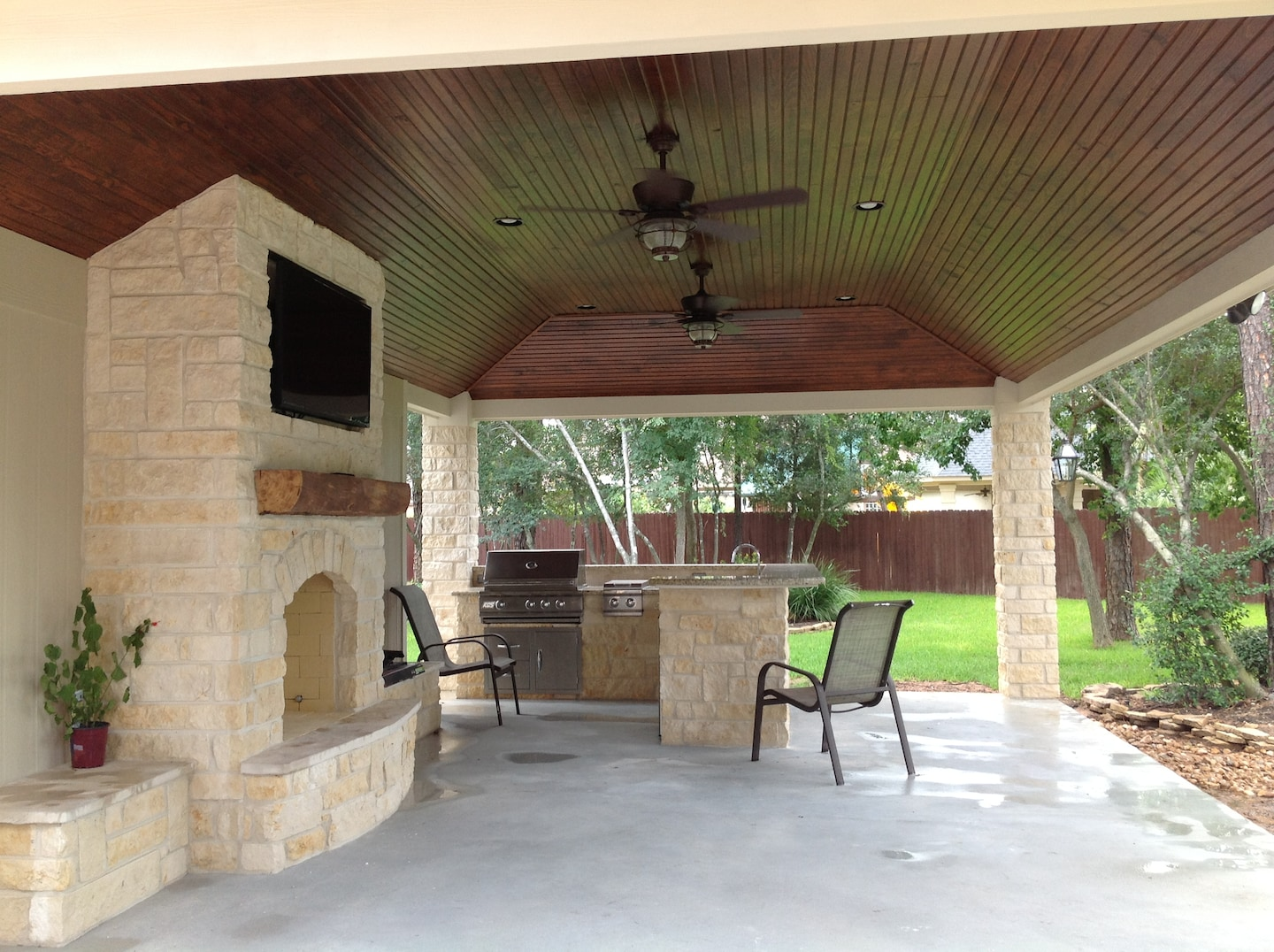 Texas Outdoor Projects Reviews Alvin Tx Angie S List