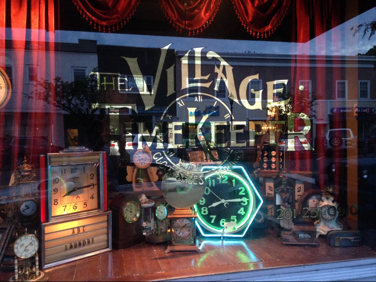 The Village Timekeeper