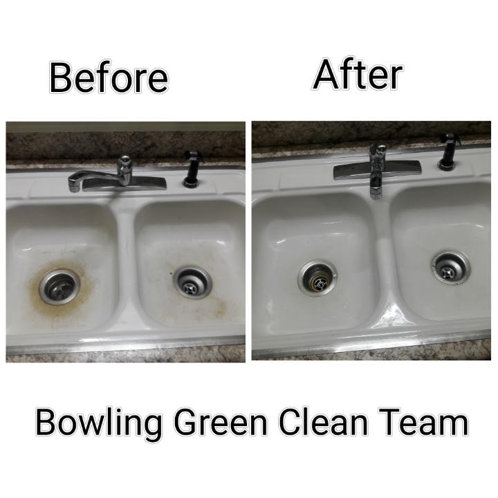 Bowling Green Clean Team