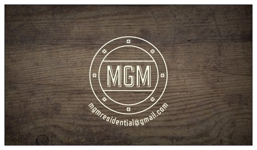 MGM residential contracting
