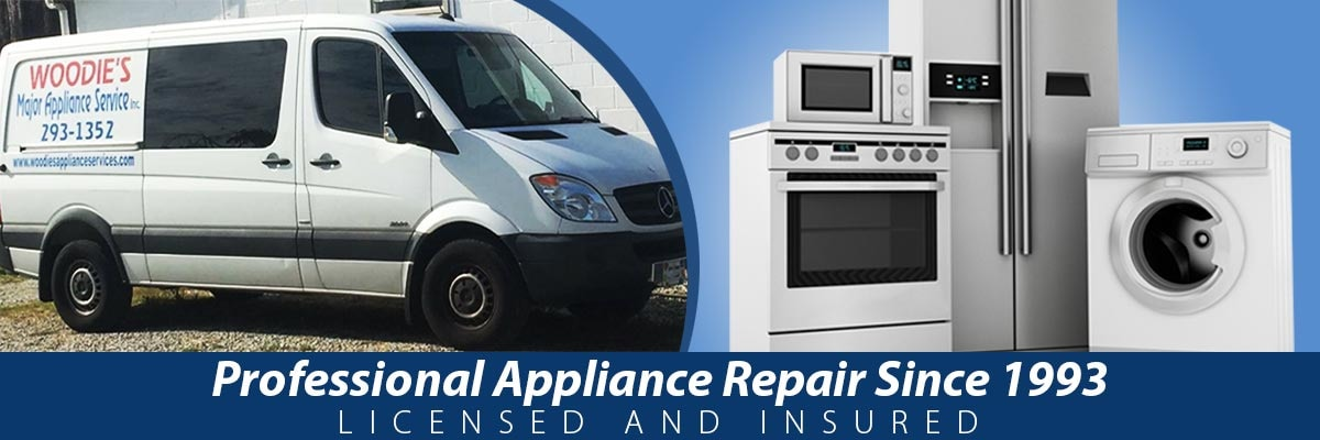 Woodie's Major Appliance Service