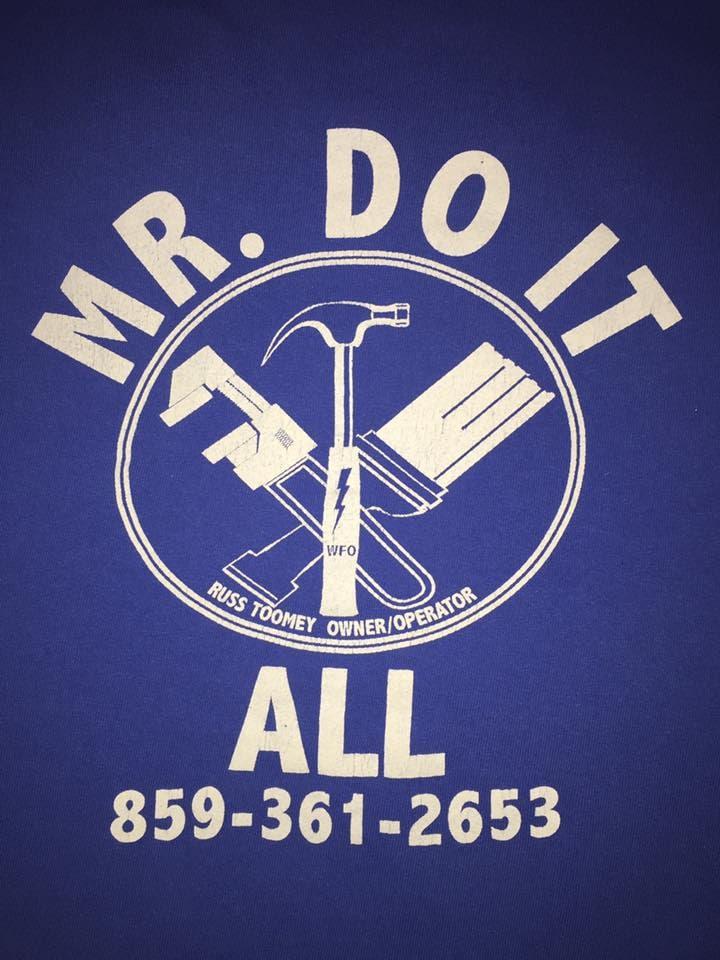 Mr Do It All, LLC