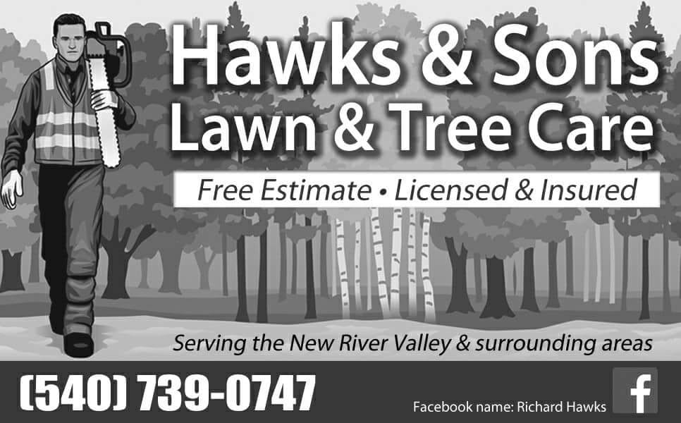 HAWKS & SONS LAWN & TREE CARE