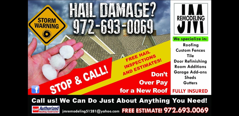 JM Remodeling & Roofing