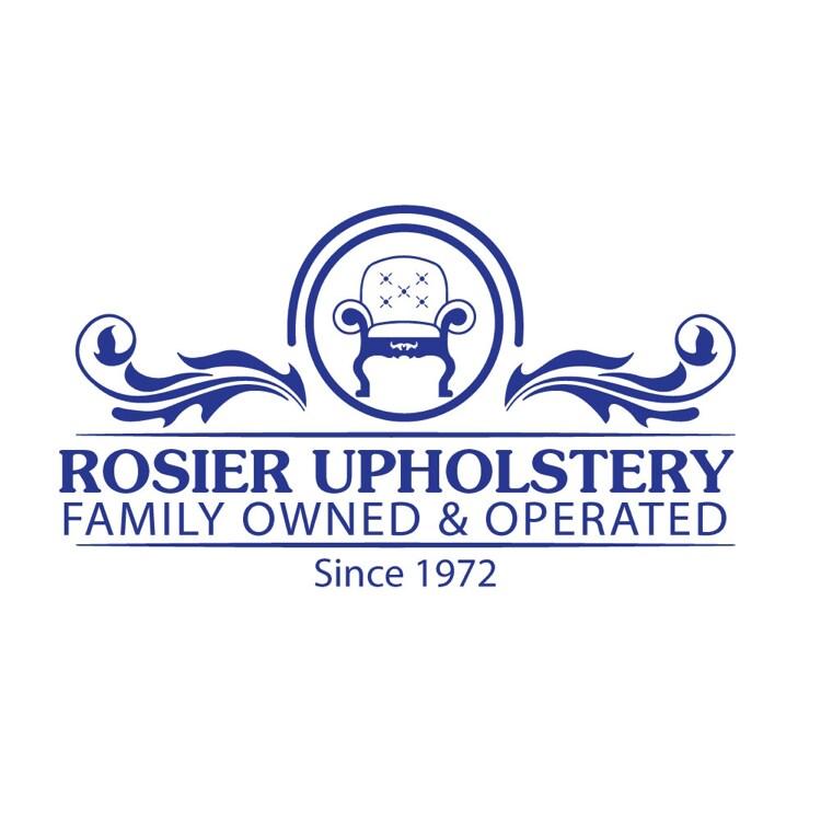 ROSIER UPHOLSTERY, DRAPES & BLINDS