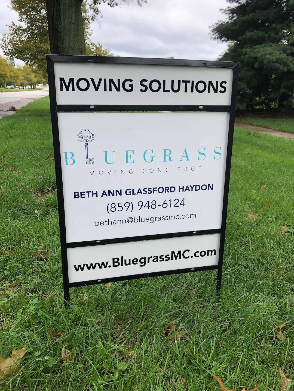 Bluegrass Moving Concierge