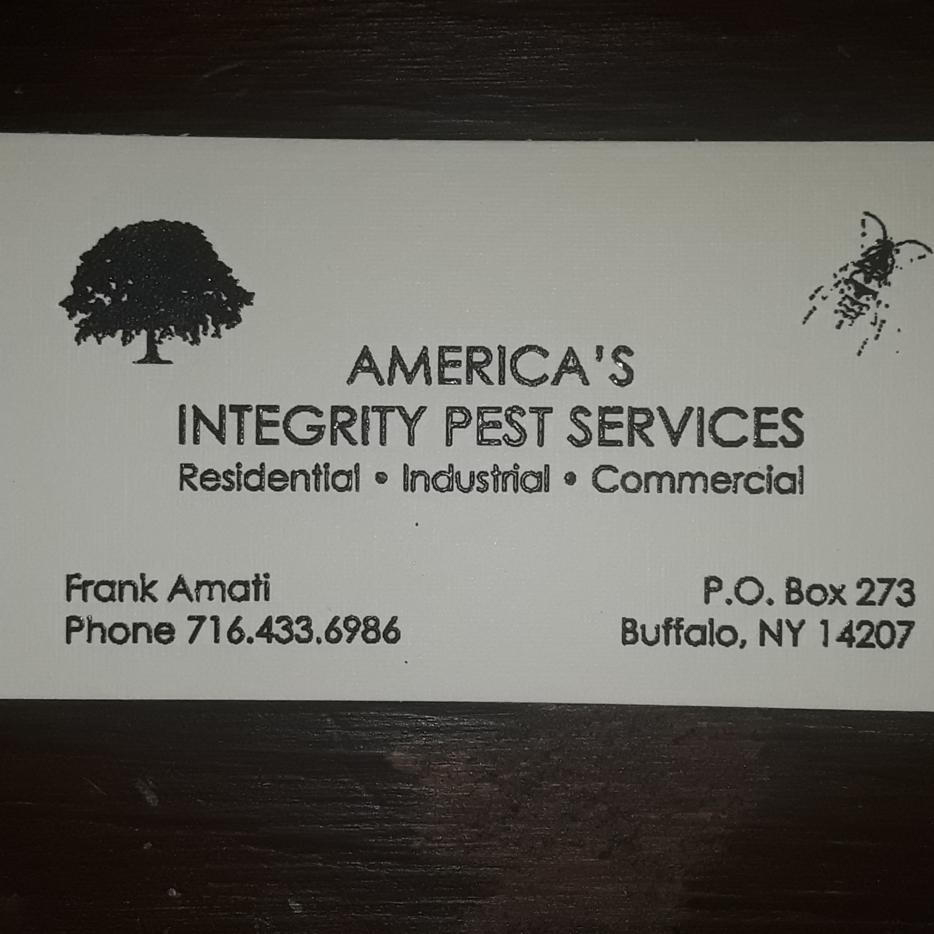 America's Integrity Pest Services
