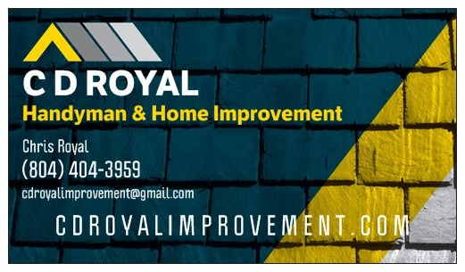 CD Royal Handyman & Home Improvement