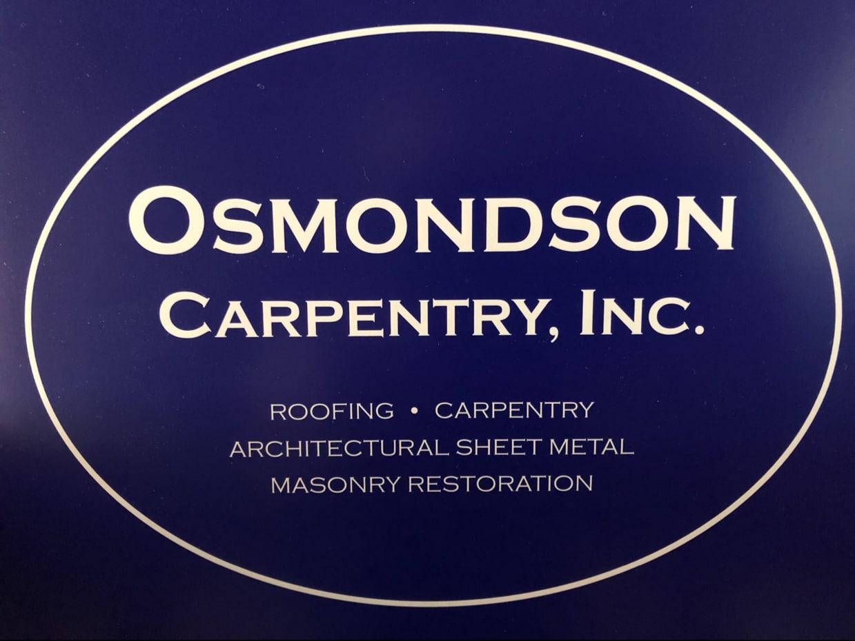 OSMONDSON ROOFING & MASONRY INC