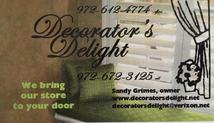 DECORATORS DELIGHT