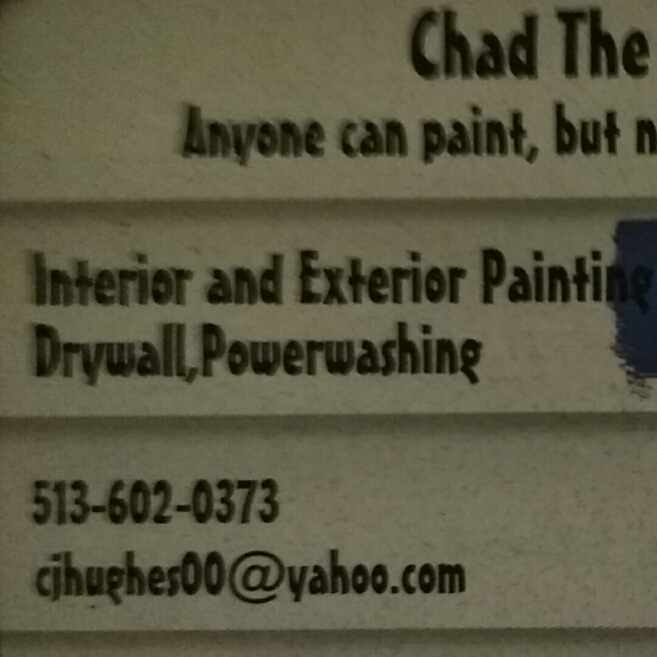 Chad the Painter