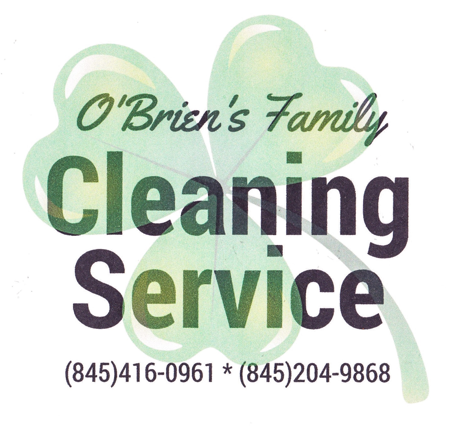O'Brien's Family Cleaning Service