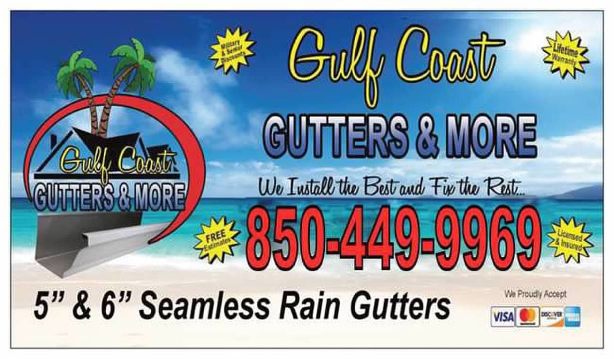 Gulf Coast Gutters and More