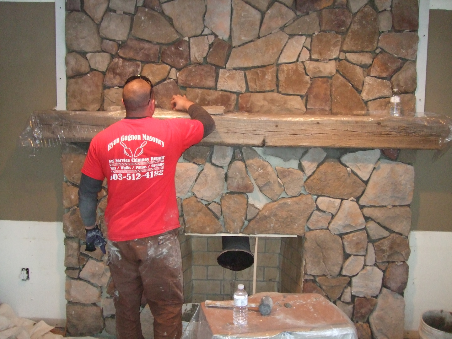 Ryan Gagnon Masonry & Full Chimney Service