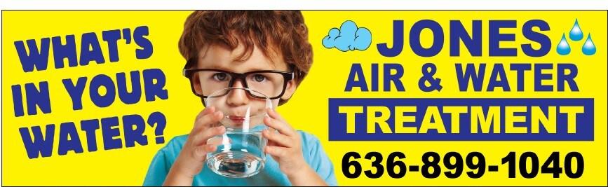 JONES AIR & WATER