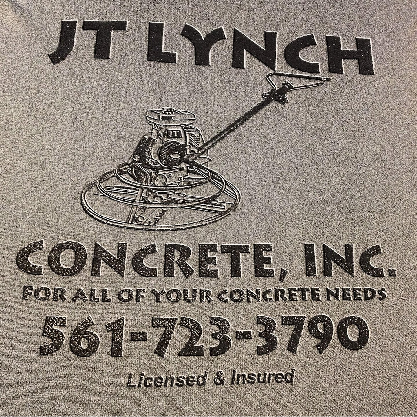 JT Lynch Concrete Inc