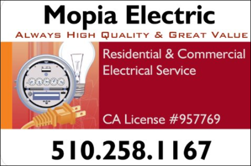 Mopia Electric