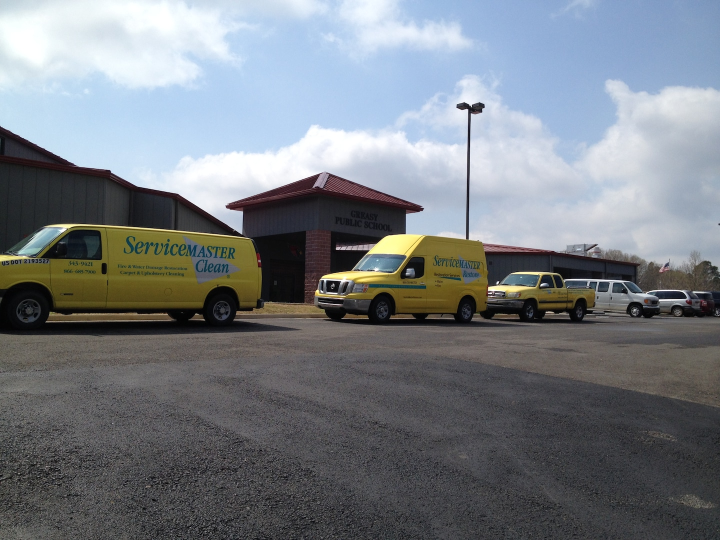 Servicemaster Extreme Recovery Services